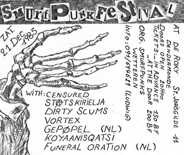 +eerste Smurfpunx (Roxy 85)