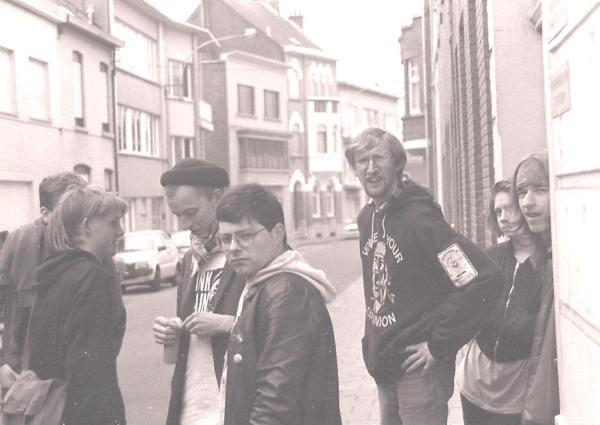 89-04-23 Brob, Mokka, Hans Engel, Rabbit