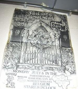 87-07-06 Scherpenheuvel - Suicidal T, Capital S bisbiscut