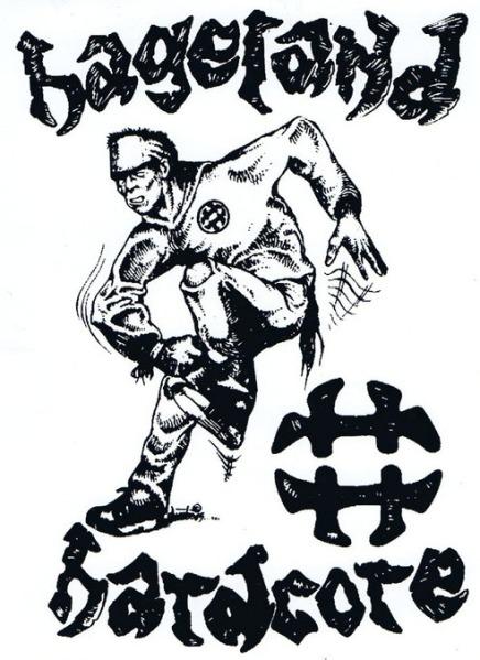 Hageland Hardcore logo