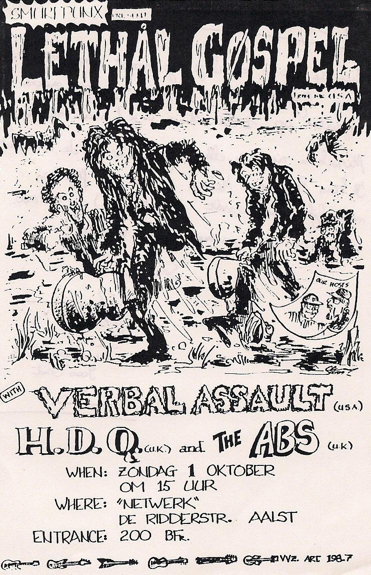 Hdq Punk Band