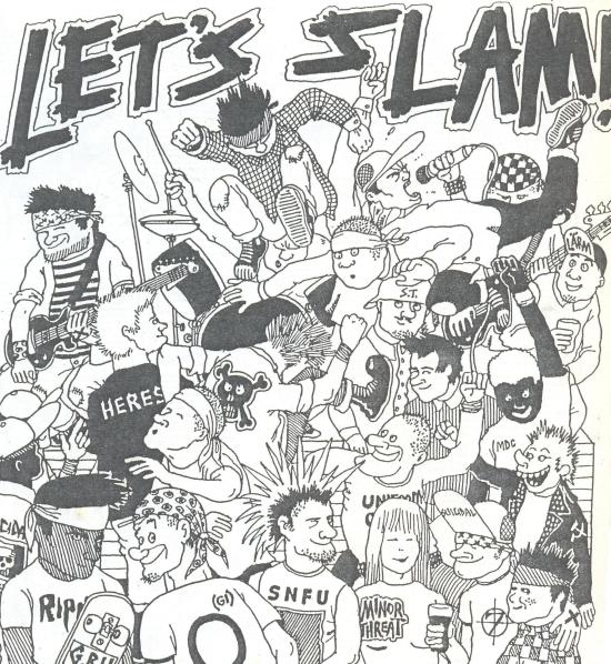 Let's Slam (Burt Griffioen - Definite Choice #3)