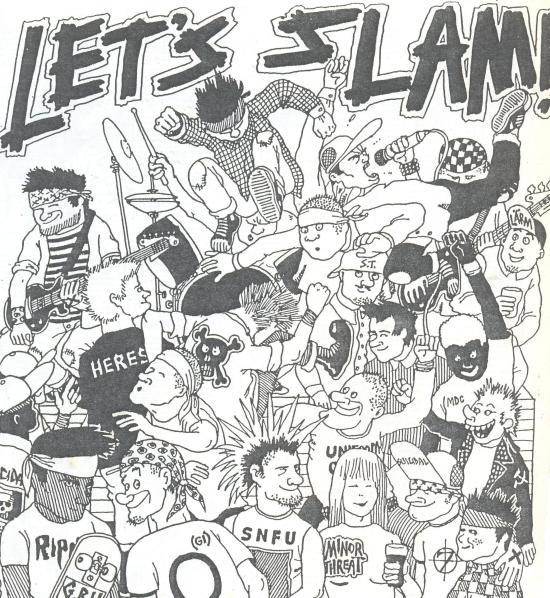 Let's Slam (Burt Griffioen - Definite Choice #3)