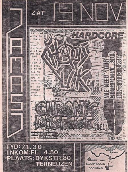 88-11-19 Chaos UK (Terneuzen)