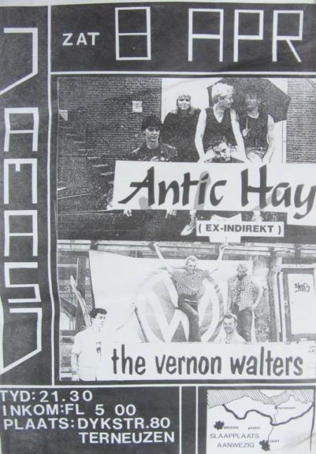 89-04-08 Vernon Walters - Antic Hay (Terneuzen)