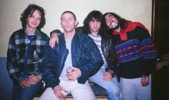 86-06-06 Negazione (Sharphill) band