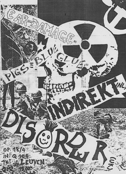 86-04-18 Disorder - Indirekt - Ear Damage - PIBG (Q104) 2